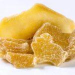 Сушеный имбирь в сахаре
