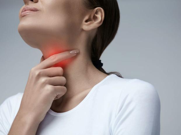 Влияние имбиря на горло