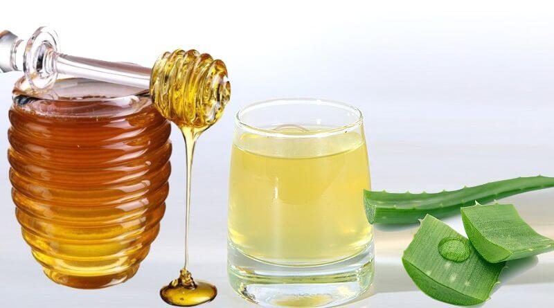 Настойка с мёдом